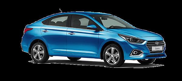 Hyundai Solaris - Автокредит 6,5%