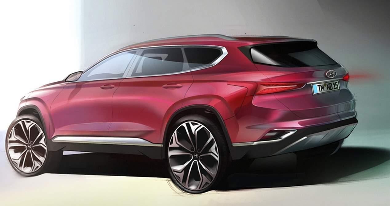 Hyundai Vision T – прототип для нового Tucson 2021. Первые новости