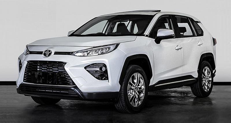 Toyota привезет в Россию бюджетный паркетник Wildlander